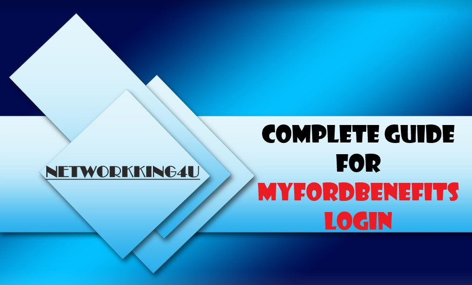 MYFORDBENEFITS LOGIN