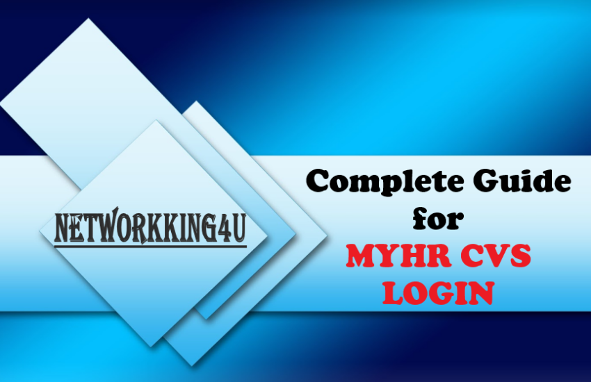 myhr cvs employee login