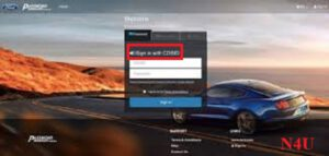 Ford hr online change password