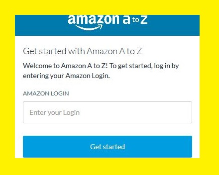 Amazon A to Z hub employee login