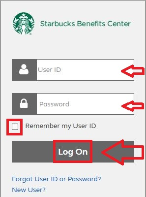 Mysbuxben Starbucks Benefits Login