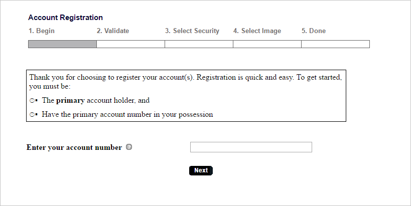 American eagle credit card registration
