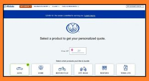 allstate insurance login