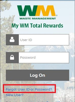 Mywmtotalrewards forgot password