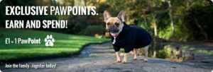 MyPawPoints Rewards