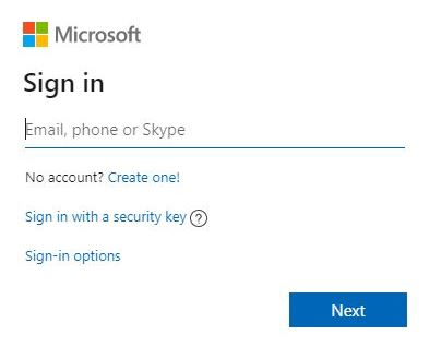 BitLocker recovery key In your Microsoft account