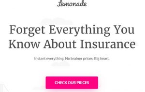 Lemonade Renters Insurance Login